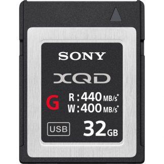 Sony 32GB G Series XQD Memory Card-0