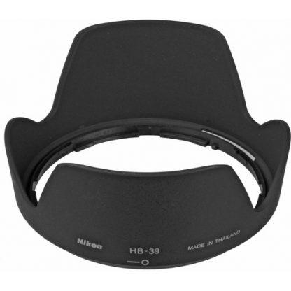 Nikon HB-39 Bayonet Lens Hood for 16-85mm and 18-300mm f/3.5-6.3G ED VR Lenses-0