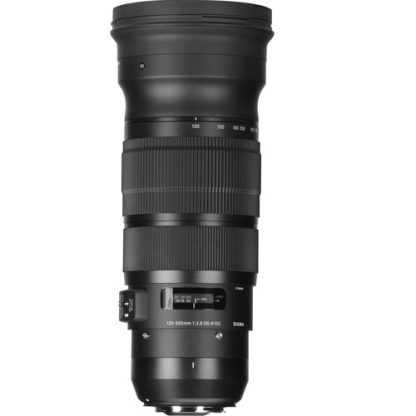 Sigma 120-300mm f/2.8 DG OS HSM Sports Lens for Canon-0