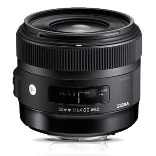 SIGMA LENS 30mm F1.4 DC HSM Canon Mount-0
