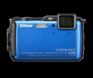 Nikon Coolpix AW 120 -0