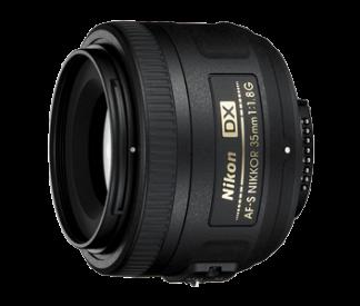 NIKKOR 35mm f/1.8 AF-S G-0