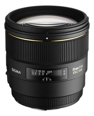Sigma 85mm f/1.4 DG HSM Nikon Mount-0