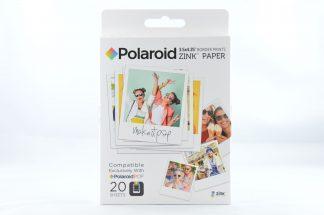 Polaroid Zink 3.5 x 4.25 inch Film-0