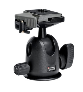 Manfrotto compact ball head 496RC2-0