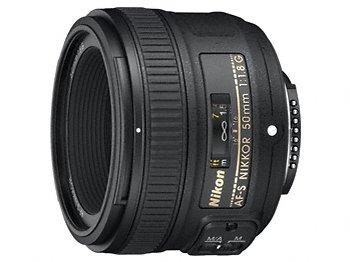 Nikon Lens 50mm F1.8 AF-S G-0