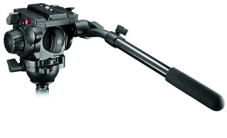 Manfrotto 519 Professional Fluid Video Head-0