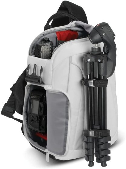 Manfrotto MB SS390-5SW AGILE V Sling Bag -White-0