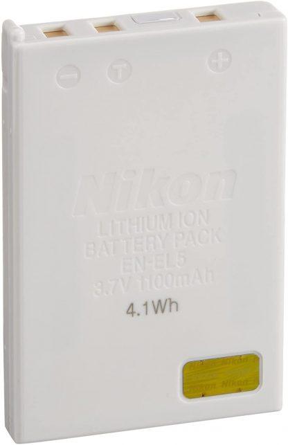 Nikon EN-EL5 Rechargeable Li-ion Battery-0