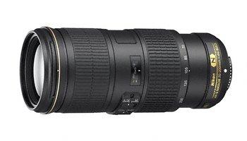 Nikon lens 70-200mm f/4G ED VR-0