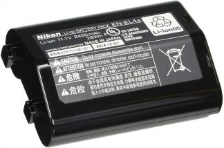 Nikon EN-EL4a Rechargeable Li-Ion Battery -0