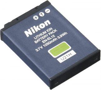 Nikon EN-EL12 Rechargeable Li-ion Battery for Coolpix -0