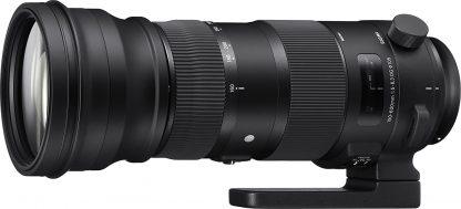Sigma 150-600mm f/5-6.3 DG OS HSM Sports Lens Nikon Mount-0
