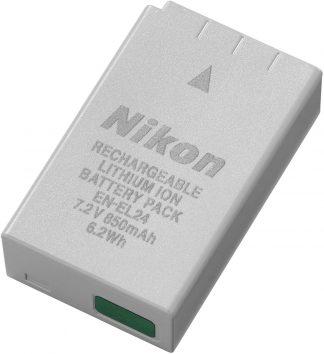 Nikon EN-EL24 Rechargeable Lithium-ion Battery for Camera -0