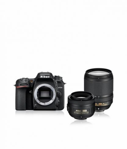 NIKON D3500 BUNDLE KIT 18-55MM VR II + 70-300MM VR II-0