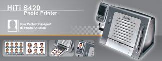 HiTi S420 Photo Printer-0