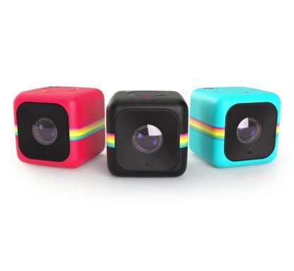 Polaroid Cube+ Wi-Fi Lifestyle Action Camera-643