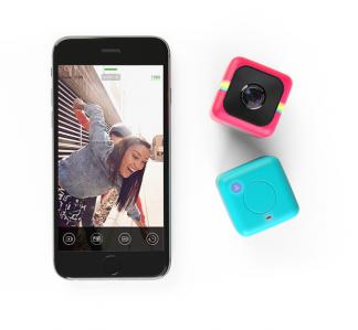Polaroid Cube+ Wi-Fi Lifestyle Action Camera-0