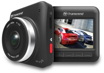 TRANSCEND DRIVE PRO 200 CAR VIDEO RECORDER FULL HD-0