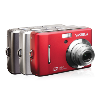 Yashica EZ Digital F10 -0