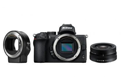 Nikon Z 50 + FTZ Kit-0