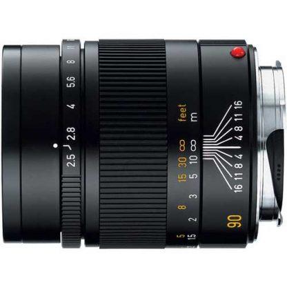 LEICA 90mm f/2.5 SUMMARIT-M -0