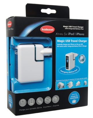 HAHNEL USB MAGIC TRAVEL CHARGER-0