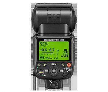 NIKON SB 5000-645