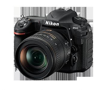 Nikon D500 4K Body Only-598