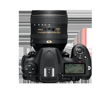 Nikon D500 4K Body Only-600