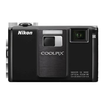 Nikon Coolpix S1000pj Digital Camera-111