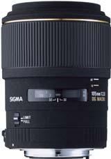 Sigma 105mm F2.8 EX DG Macro OS-0