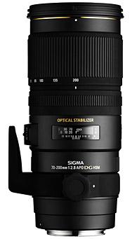 SIGMA 70-200 F.2.8 APO EX DG OS Canon Mount-0