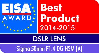 SIGMA LENS 50MM f1.4 EX DG HSM-494