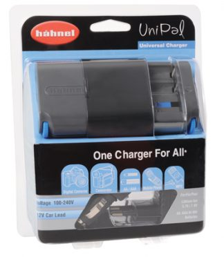 HAHNEL UNIPAL UNIVERSAL CHARGER-0