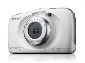 COOLPIX W150 WHITE-0