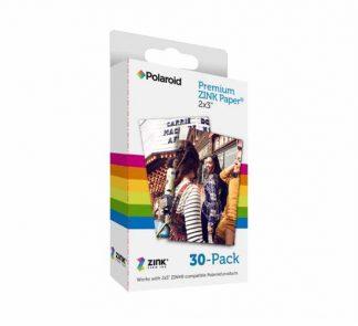 "Polaroid ZINK Zero Ink Paper 2"" x 3"" x 30 sheets-814"